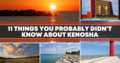 11 Things You Probably Didn't Know About Kenosha
