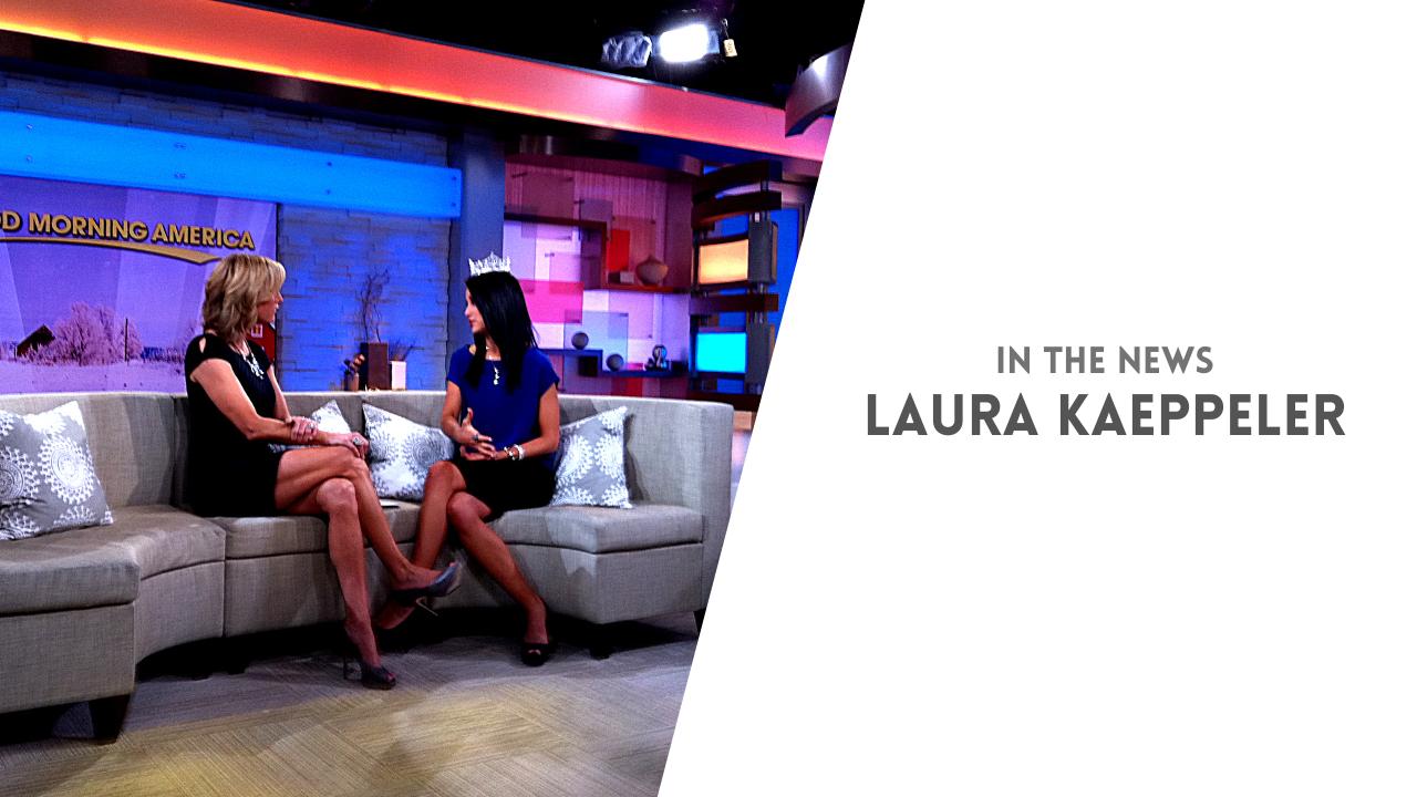 Laura Kaeppeler In The News