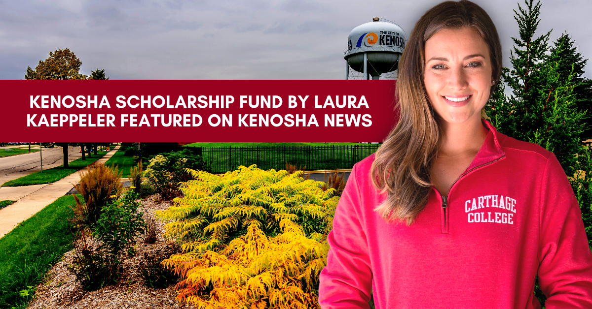 Kenosha Scholarship Fund By Laura Kaeppeler Featured On Kenosha News
