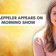 Laura Kaeppeler Appears On WKLH Morning Show