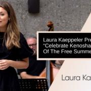 "Laura Kaeppeler Presents ""Celebrate Kenosha""- A Recap Of The Free Summer Concert"