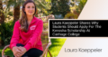 Laura Kaeppeler Shares Why Students Should Apply For The Kenosha Scholarship At Carthage College