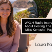 WKLH Radio Interview About Hosting The 'Miss Kenosha' Pageant